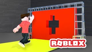 ROBLOX HOLE IN THE WALL w/ImaFlyNmidget
