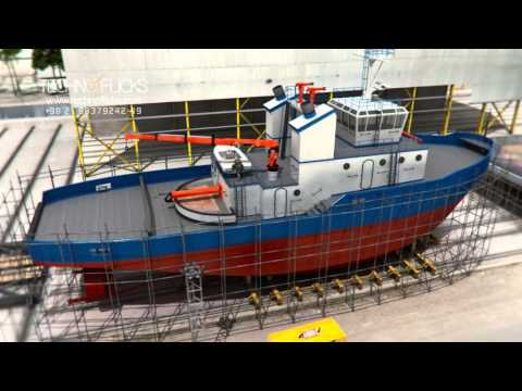 Sadra Shipyard_3D Animation