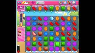 Candy Crush Saga Level 1366
