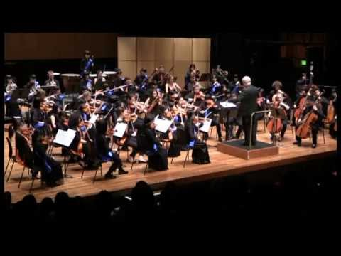 Fukushima Youth Sinfonietta - 2/13 Ronald Corp - Commotio (World Premiere)