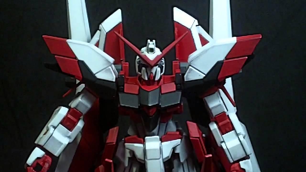 Download Prime92 Custom: 1/144 HG Delta Red Frame Kai