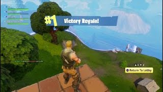Old Fortnite win WITH zapatron