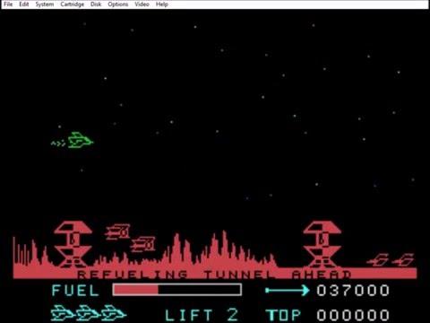 Vintage Computer Software & Games Texas TI99 Parsec