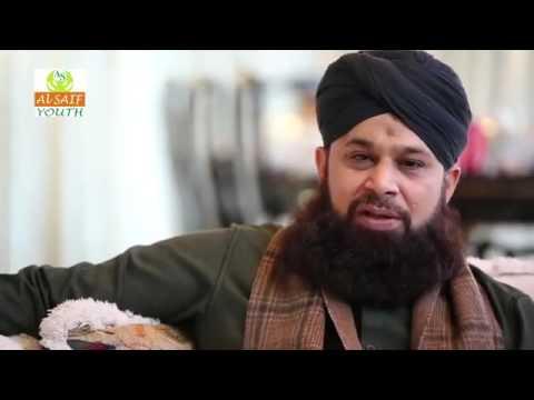 Owais Raza Qadri Interview In USA By Hafiz Allah Rakha