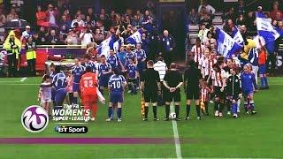 Birmingham City Ladies 1-1 Sunderland AFC Ladies | Goals & Highlights