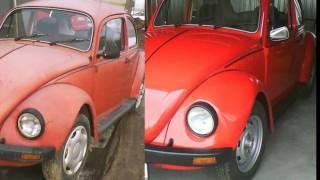 Volkswagen Garbus 1300 - odnowienie