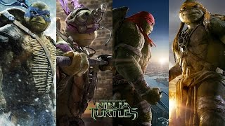 TMNT 2014: Music Video - 'Shell Shocked'