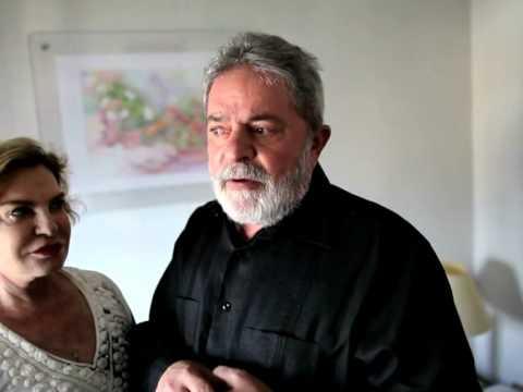 """Lula prêt pour la """"bataille"""" après sa 1ère chimiothérapie"""