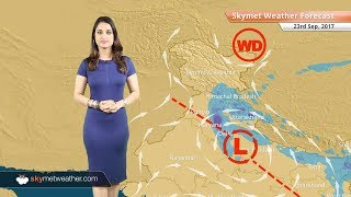 Weather Forecast for Sep 23: Rain in Delhi, Lucknow, Mumbai, Kolkata