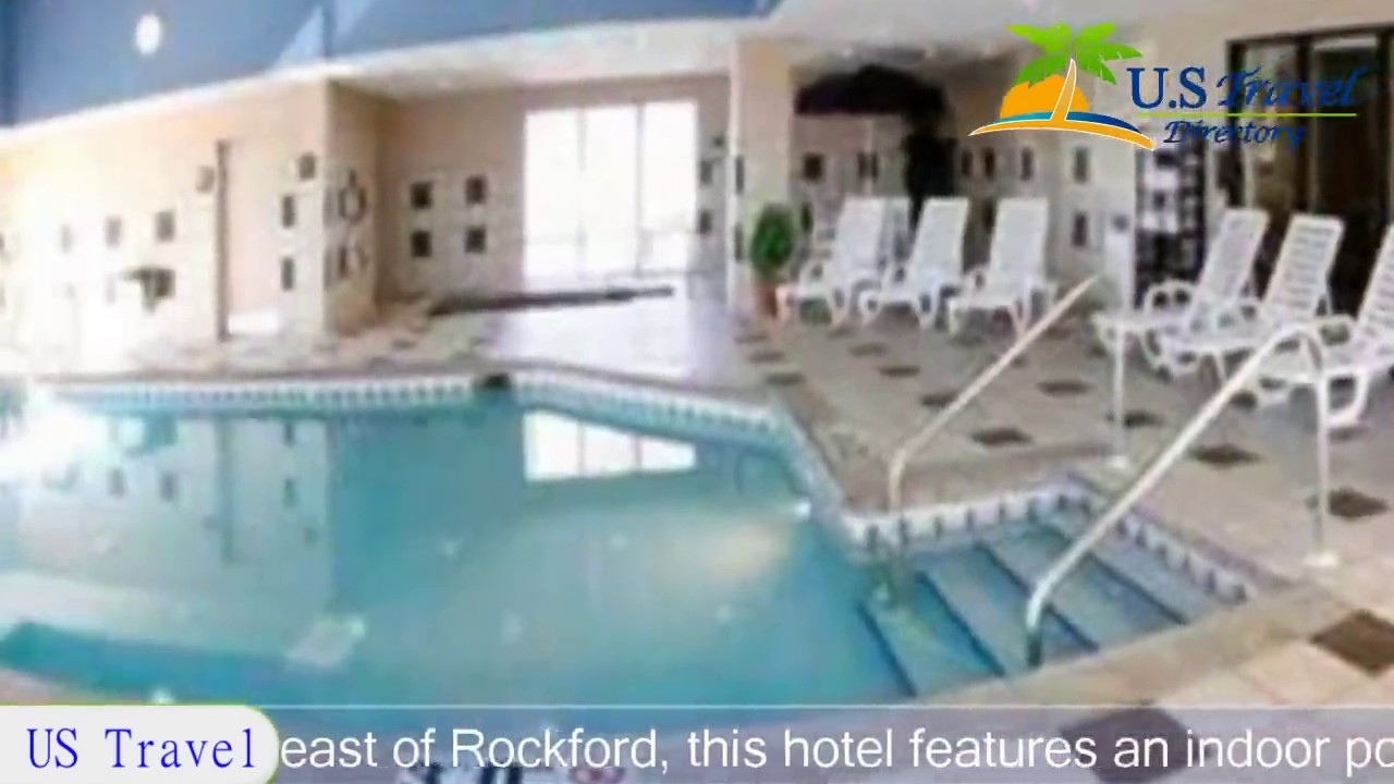 Hampton Inn Rockford Hotels Illinois