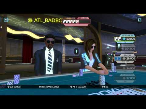 Poker RAGE! - Four Kings Casino and Slots Gameplay