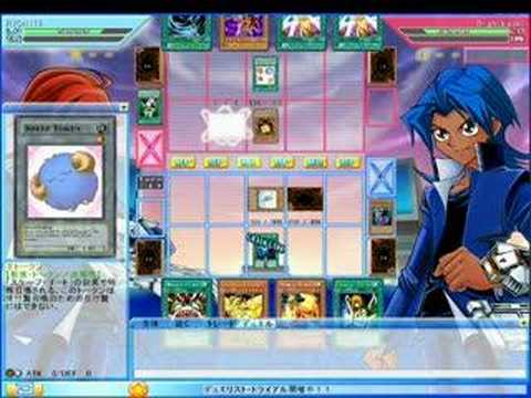 YU-GI-OH! ONLINE Championship spring 2007 Final Round 2