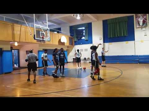 3/24/18: Elmont Varsity vs. Beacon Elite (1 of 4)
