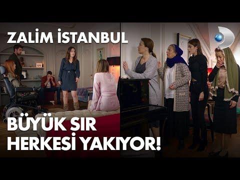 Büyük Sır Herkesi Yakıyor! - Zalim İstanbul 35. Bölüm