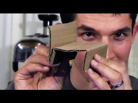 Can You Make a Chair Out of Cardboard?: Q&A with Nate | Design Squad