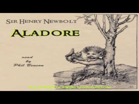 Aladore | Sir Henry Newbolt | Fantasy Fiction | Book | English | 3/4