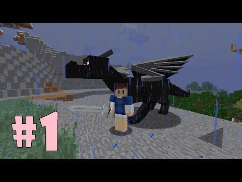 VFW - Minecraft 1.7.10 เอาชีวิตรอด MOD กับเพื่อนรัก EP.1 วันแรก