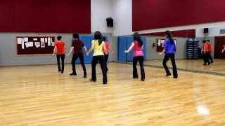 Come To Me (Ven Hacia Mi) - Line Dance (Dance & Teach in English & 中文)