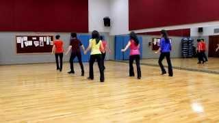 Come To Me (Ven Hacia Mi) - Line Dance (Dance & Teach in English & 中文)