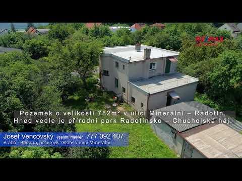 Nemovitost na prodej - Radotín / Drone