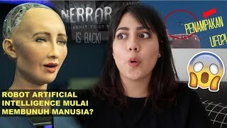 Konspirasi EXPERIMENT Robot TERSERAM!! | #NERROR MP3