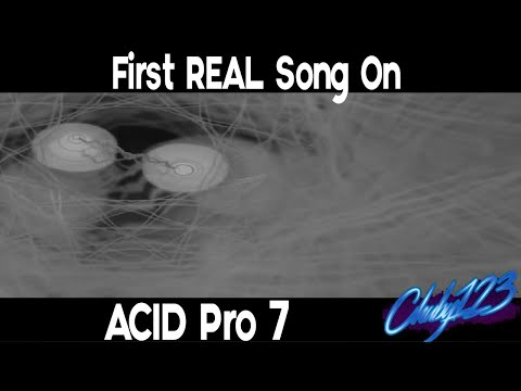 1st REAL song on ACID pro 7