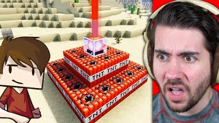 Trying Grian's GENIUS Minecraft Build Hacks To See If They Really Work