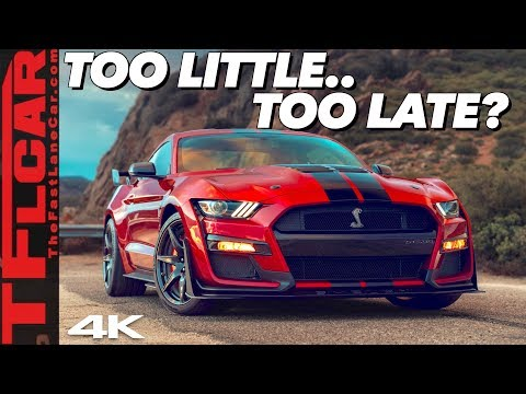 Is The 2020 Ford Mustang Shelby GT500 an Instant Dinosaur? No, You're Wrong!  Ep.1