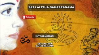 Sri Lalitha Sahasranama Songs | Sanskrit Devotional Songs | Devi songs