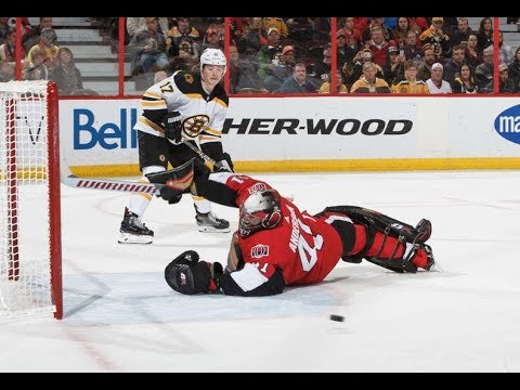 Game Eight-Pastrnacked-Ottawa Senators vs Boston Bruins 2018-19