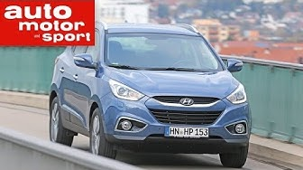 Fahrbericht Hyundai ix35