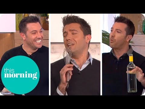 Gino D'Acampo's Funniest