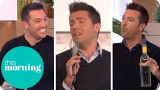 Gino D'Acampo's Funniest Moments on This Morning!