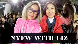 My First NYFW (What It's Really Like) | Laureen Uy