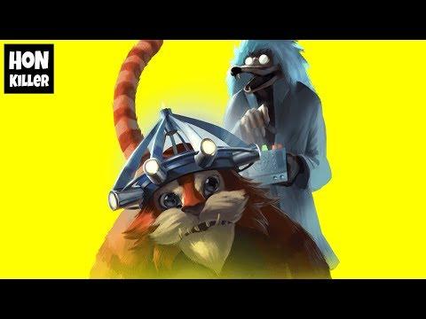 HoN Wildsoul Gameplay - Kanom``Pang - Immortal