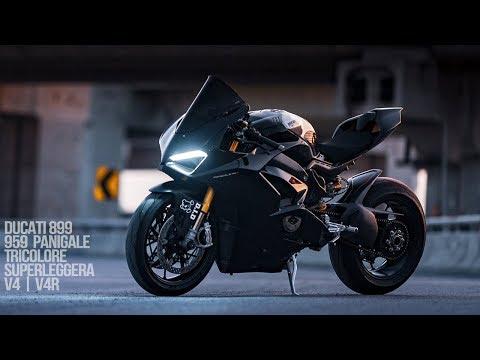 Tổng Hợp Sức Mạnh Các Đời Ducati Panigale Series | 899, 959, 1199, 1299, V4, V4R Panigale