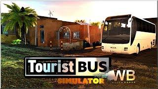 """Tourist BUS Simulator - #1 """"Pierwsze koty za płoty"""""""