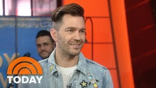 Multiplatinum Singer Andy Grammer On His New Baby Daughter Louisiana: 'She's The best' | TODAY