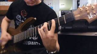 Kingdom Of Giants Damaged Goods Guitar Cover WITH TABS