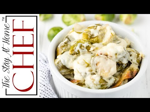 How To Make Brussel Sprouts Au Gratin