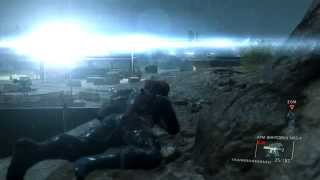 Metal Gear Solid V: Ground Zeroes PC Gameplay on GTX 650 Ti Max Settings 1080p