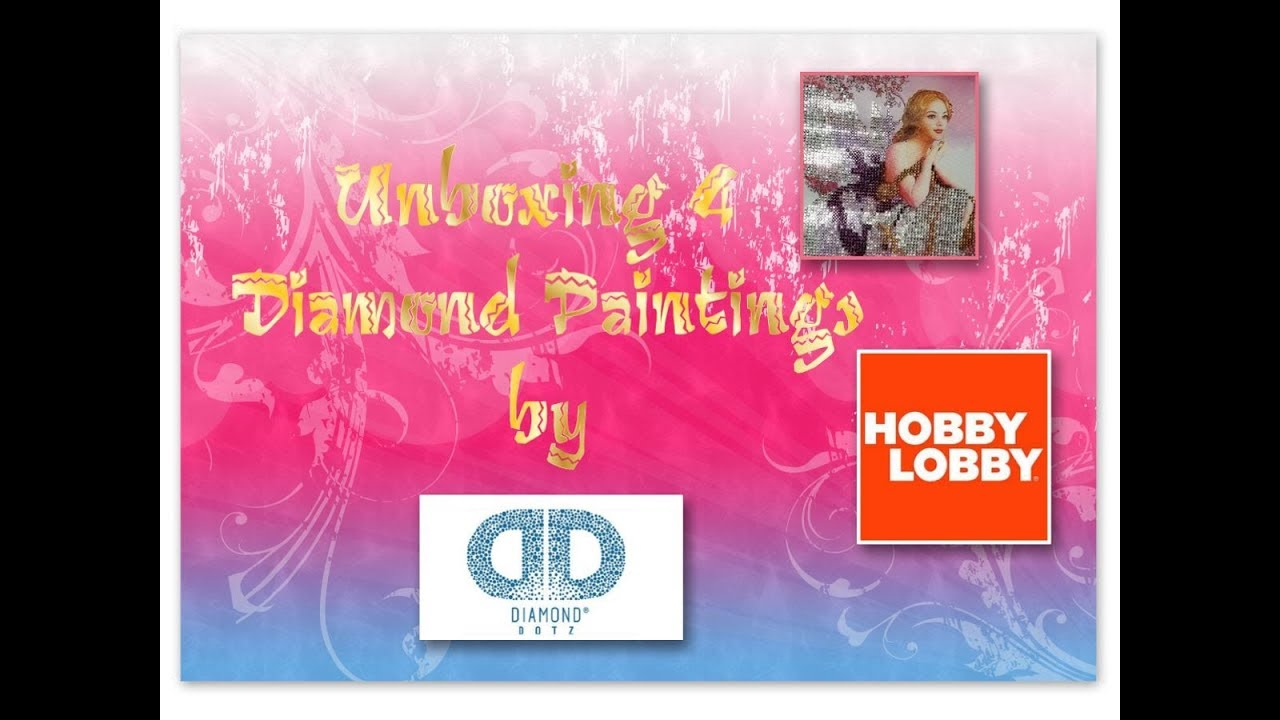 Diamond Art Painting Hobby Lobby