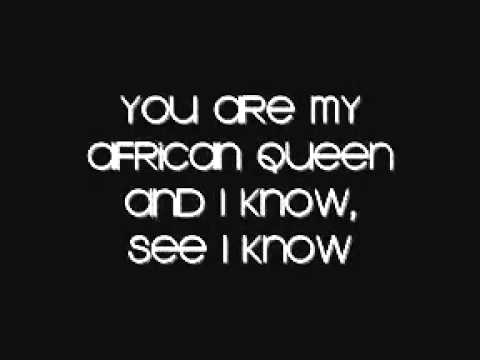 African Queen  2Face Idibia Lyrics