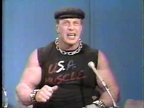 California Championship Wrestling August 13th 1986
