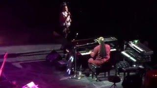 Stevie Wonder, Andra Day - Someday At Christmas, Nov. 24, 2015 - Madison Square Garden, NYC