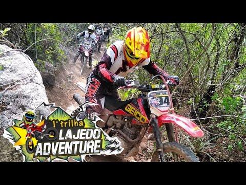 1ª trilha Lajedo adventure