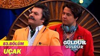 Güldür Güldür Show 83.Bölüm - Uçak