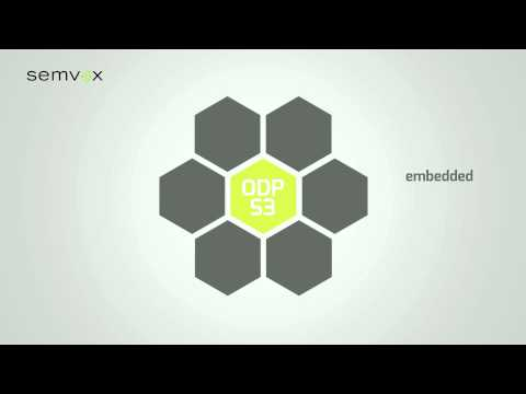 SemVox ODP S3 - Intelligent Speech Dialog Made Easy