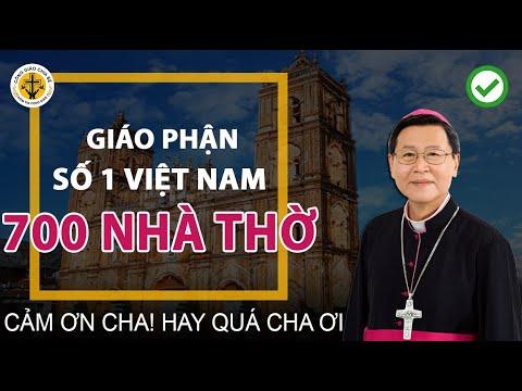✅ BÀI GIẢNG: Bí mật Giáo Phận Bùi Chu Rất đep ! ĐC  Phê rô Nguyễn Văn Khảm