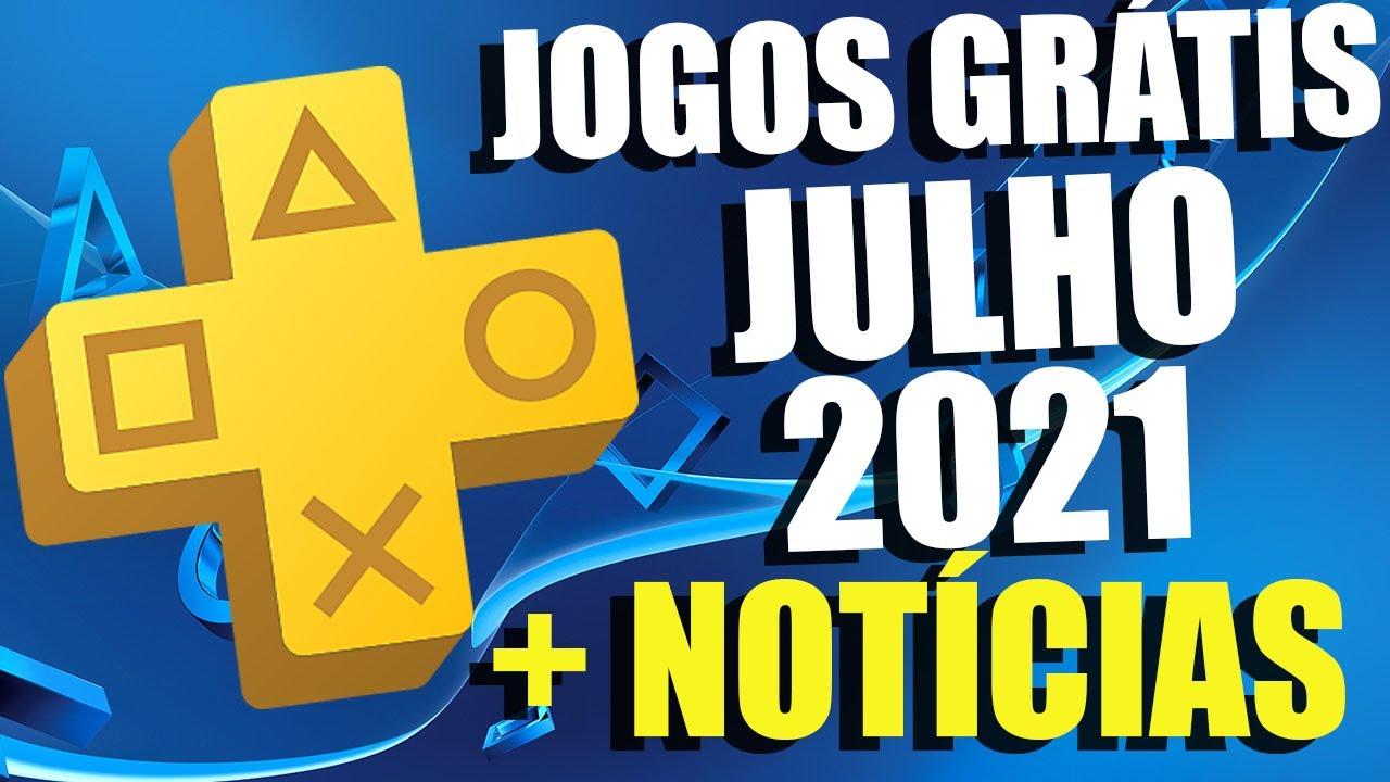 JOGOS GRÁTIS PSN PLUS JULHO 2021 - SERÃO ESSES? [NOVAS INFORMAÇÕES]